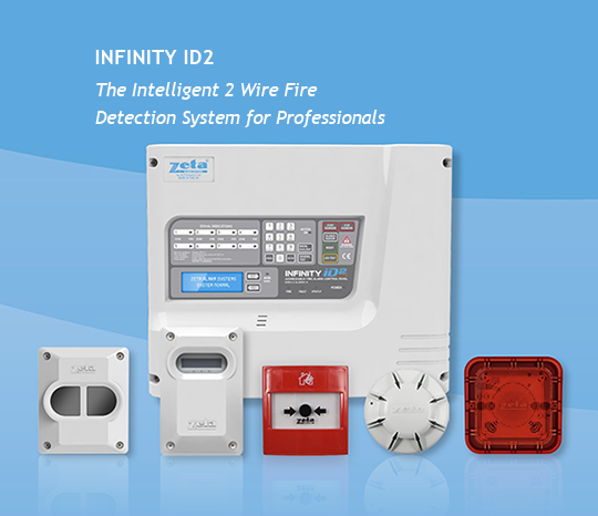 Infinity ID2 2-Wire System