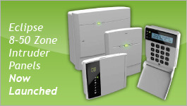 Elipse Intruder Panels Now Launched