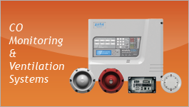 CO Monitoring & Ventilation Systems
