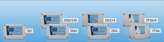 Zeta Addressable Interface Units