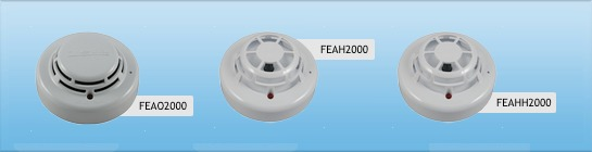 Fyreye Addressable Fire Alarm Detectors & Bases