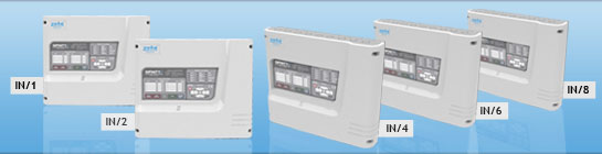 Infinity 8, 1-8 Zone Conventional Fire Alarm Panels