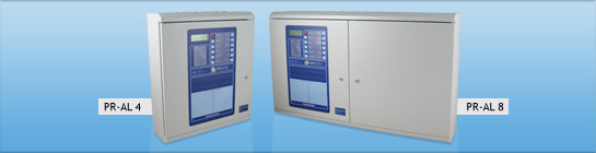 Premier AL Fully Programmable Addressable Fire Alarm Panels