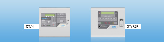 Premier Quatro Fully Programmable Addressable Fire Alarm Panels