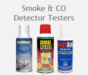 Smoke & CO Detector Aerosols