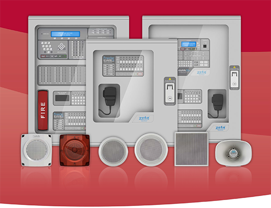 Voice Alarm Systems Zeta Alarms Ltd