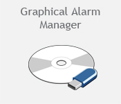 Graphical Alarm Manager