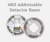 MKII Addressable Detector Bases