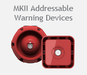 MKII Addressable Warning Devices